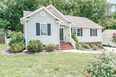 Richmond Single Family Home For Sale: 5609 Lake Crest Way