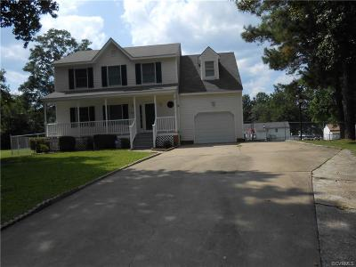 Chesterfield County Rental For Rent: 19224 Maurer Lane