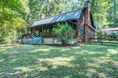 Powhatan Single Family Home For Sale: 3182 Maidens Road