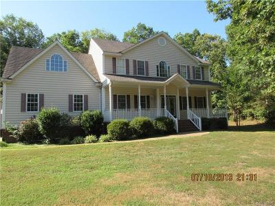 Chesterfield County Rental For Rent: 501 Greyshire Drive