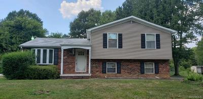 Henrico Single Family Home For Sale: 6512 McLean Street