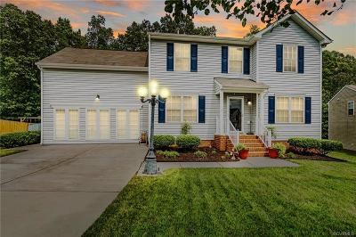 Chester VA Single Family Home For Sale: $280,000