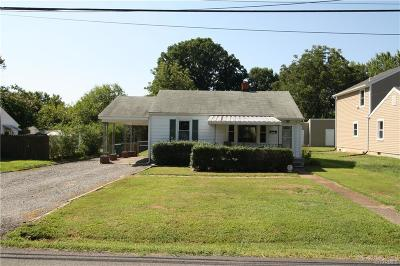 Henrico Single Family Home For Sale: 2317 Burnley Avenue