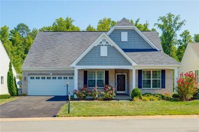 New Kent Single Family Home For Sale: 8180 E Lord Botetourt Loop