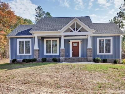 Brunswick County Single Family Home For Sale: 3870 Boydton Plank Road