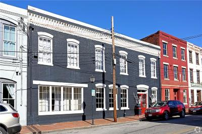Petersburg Commercial For Sale: 9 W Old Street