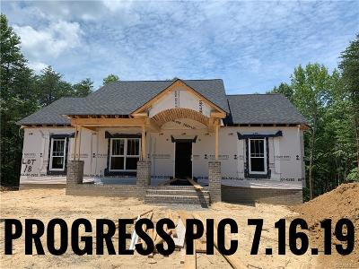 Farmville Single Family Home For Sale: 3417 Old Ridge Road