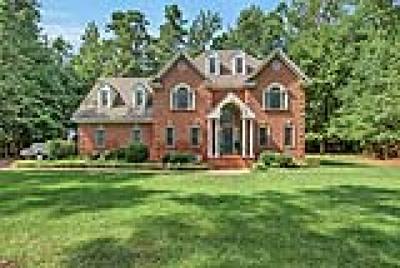 Chesterfield Single Family Home For Sale: 14124 Princess Mary Road