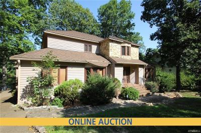 Single Family Home For Sale: 3046 Newquay Lane