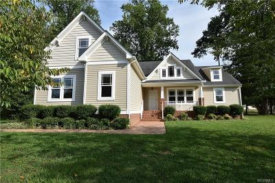 King William County Single Family Home For Sale: 2202 Silver Street