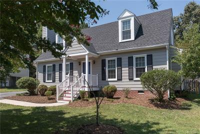 Glen Allen Single Family Home For Sale: 5153 Chelsea Brook Lane