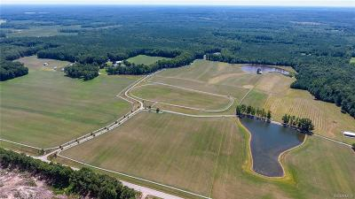 Land For Sale: 19404 White Oak Road