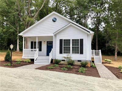 Powhatan Single Family Home For Sale: 2750 Trenholm Road