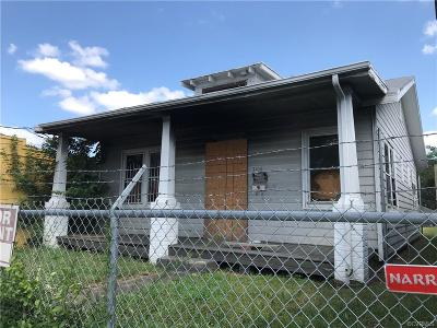 Richmond Single Family Home For Sale: 3414 Hull Street