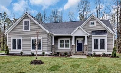 Chesterfield County Single Family Home For Sale: 15606 Crowden Road