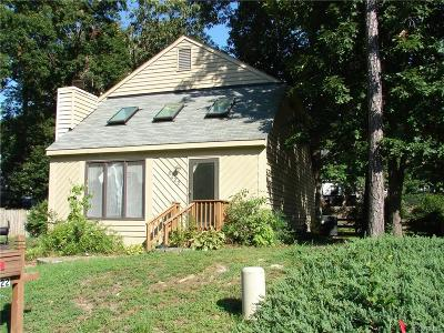 Mechanicsville Single Family Home For Sale: 8222 Stockade Circle