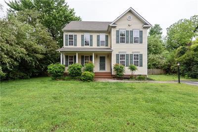 Richmond Single Family Home For Sale: 1703 Harvard Road