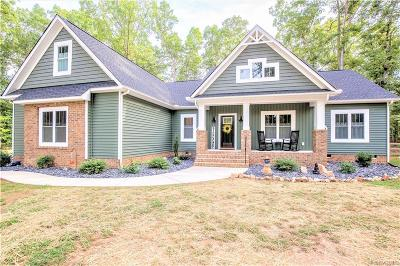 Powhatan Single Family Home For Sale: 6098 Preakness Stakes Lane