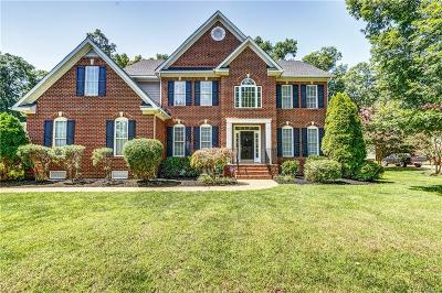 Glen Allen Single Family Home For Sale: 3841 Nightmuse Way