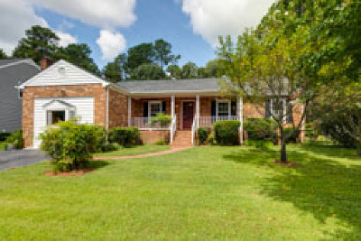 Henrico Single Family Home For Sale: 10204 Attems Way