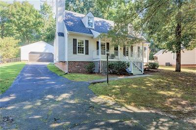 Glen Allen Single Family Home For Sale: 5236 Timber Hollow Place