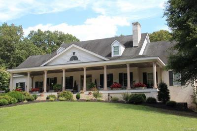 Farmville Single Family Home For Sale: 1103 Barrow St