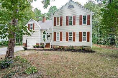 Chester Single Family Home For Sale: 13907 Shadow Ridge Road