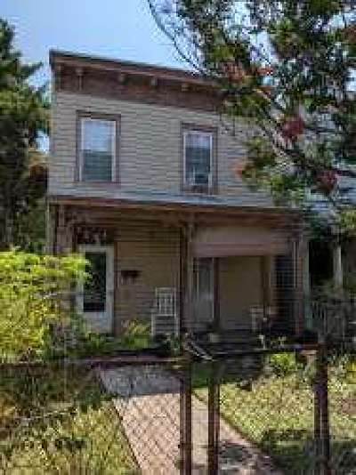 Richmond Single Family Home For Sale: 321 S Cherry Street