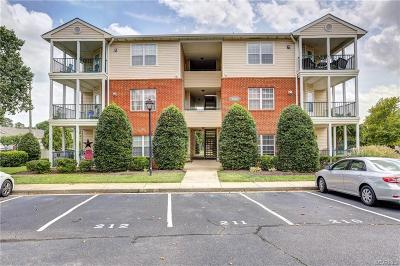 Glen Allen Condo/Townhouse For Sale: 9501 Short Spoon Court #G