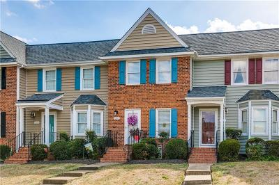 Chesterfield County Condo/Townhouse For Sale: 7205 Shelton Court