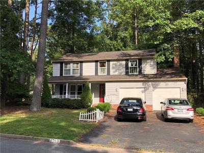 Glen Allen Single Family Home For Sale: 4703 Mill Park Drive