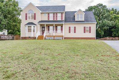 Hanover County Single Family Home For Sale: 7332 Highlander Place