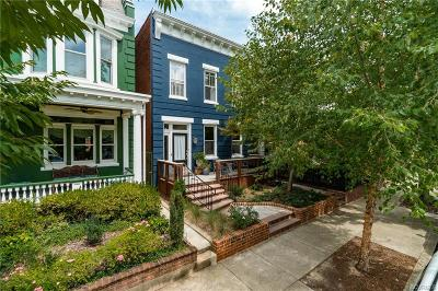 Richmond Single Family Home For Sale: 2226 Park Avenue