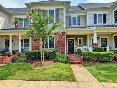 Richmond Condo/Townhouse For Sale: 9424 Creek Summit Circle