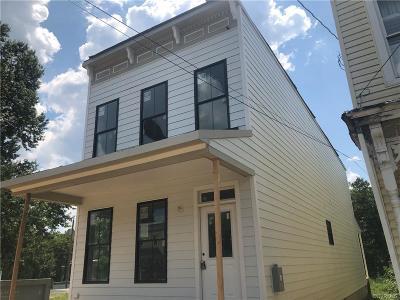 Richmond Single Family Home For Sale: 3203 P Street