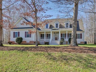 Hanover County Single Family Home For Sale: 8277 Christian Ridge Drive