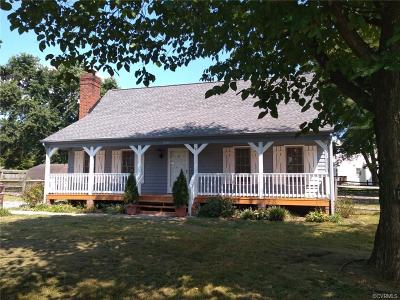 Henrico Single Family Home For Sale: 6361 N Midview Road