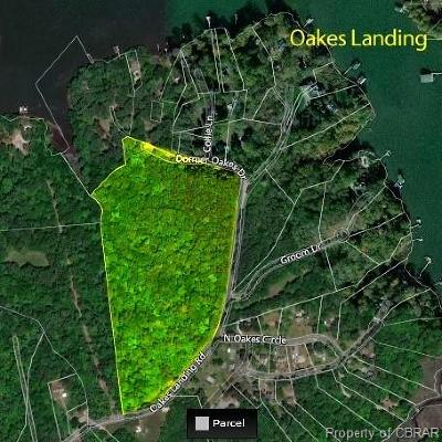 Land For Sale: 00 Oakes Landing Road