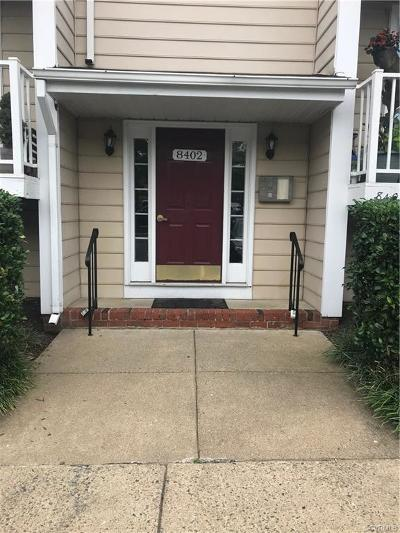 Henrico Condo/Townhouse For Sale: 8402 Muldoon Court #201
