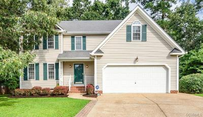 Hanover County Single Family Home For Sale: 7114 Lynnshire Court