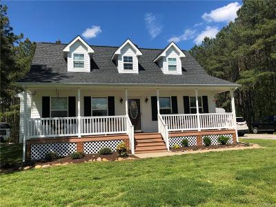 Single Family Home For Sale: 14520 Wilkinson Road
