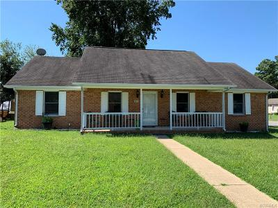Single Family Home For Sale: 4014 Jamestown Drive