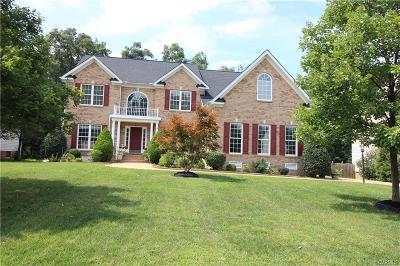 Henrico Single Family Home For Sale: 5508 Woolshire Place