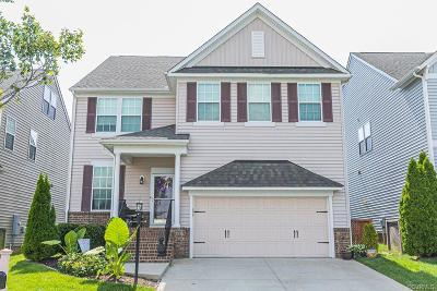 Mechanicsville Single Family Home For Sale: 9415 Rutlandshire Drive