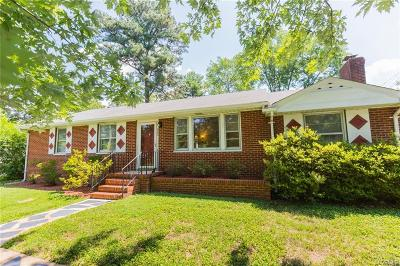 Henrico Single Family Home For Sale: 2205 Colwyn Road