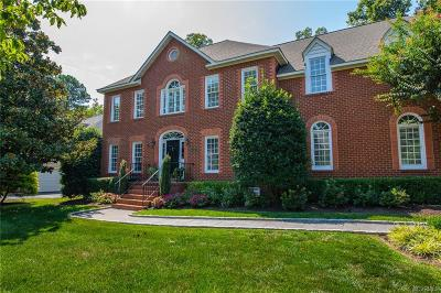 Henrico Single Family Home For Sale: 11809 Summer Stream Drive
