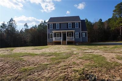 Sussex County Single Family Home For Sale: Lot 32 Pine Acres Lane