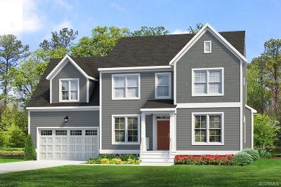 Hanover County Single Family Home For Sale: 7806 Millikin Lane