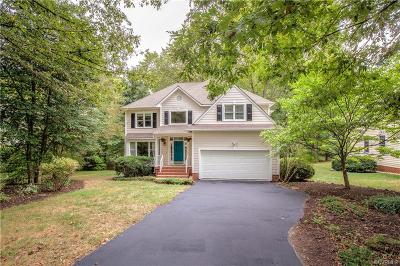 Midlothian Single Family Home For Sale: 5409 Meadow Chase Road