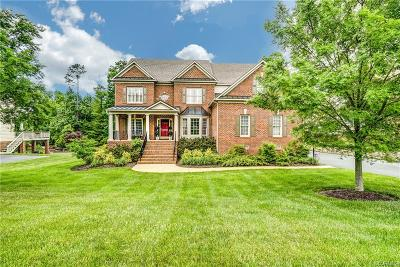 Glen Allen Single Family Home For Sale: 11704 Country Lake Drive